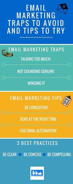 Keep in mind your target audience and what purpose your email marketing is serving the recipient. #emailmarketing