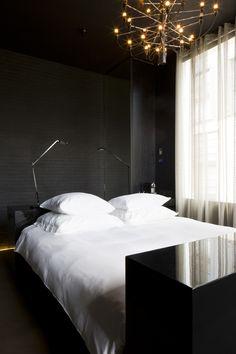 HotelO Antwerpen-Sud » Sensual Room (35m²) design hotel Antwerp, Belgium