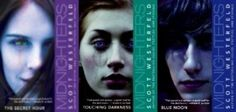 Midnighters Series by Scott Westerfeld