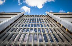 https://flic.kr/p/dtpHzB | Biology Building | University of California at San Diego Muir College Architects: Liebhardt & Weston (1969) Location: San Diego (La Jolla), CA