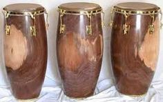 Image result for drum made out of wood