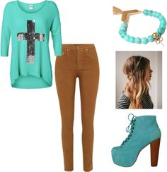 """Untitled #44"" by eva-daniela on Polyvore"