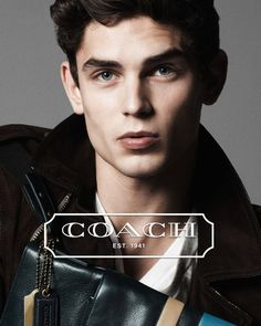 e1c287561f1c Top Model Cast for Coach Spring Summer 2013 Advertisement