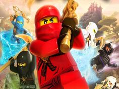 View The GameFront Lego Battles Ninjago Blooper Reel Video