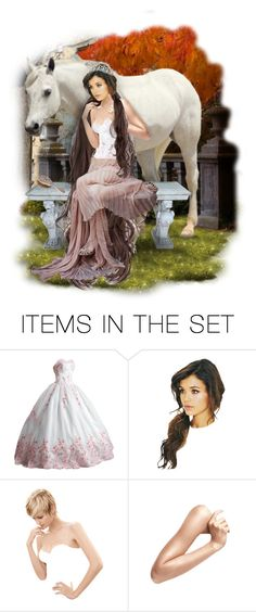 """Rapunzel ( TAS )"" by mari-777 ❤ liked on Polyvore featuring art"