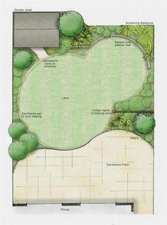 Small #Garden Design in #Rathfarnham, Dublin 14| Owen Chubb #Garden Landscapes we design * we build * we care www.owenchubbland... #LandscapeGarden