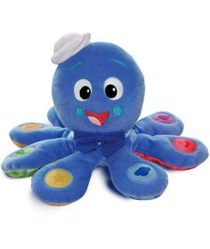 Buy Baby Einstein Rhythm of the Reef Octoplush at Argos.co.uk - Your Online Shop for 2 for 15 pounds on Toys, Toys under 10 pounds, Educational electronic toys, Baby activity toys.