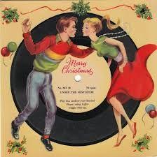 Risultati immagini per christmas vintage card
