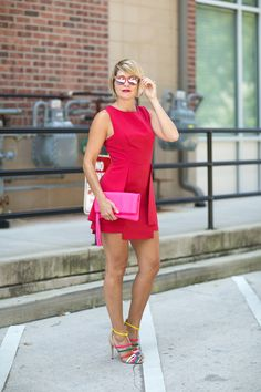 Red Loves Pink