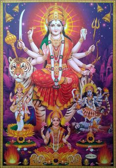 We curated the list of Goddess Vaishno Devi Image here for the devotees. Scroll down to see Goddess Vaishno Devi Images, pictures, HD images and more. Maa Durga Image, Durga Kali, Saraswati Goddess, Shiva Shakti, Goddess Lakshmi, Maa Image, Shiva Hindu, Shri Ganesh, Lord Ganesha