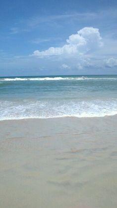 Beautiful daytona beach, florida