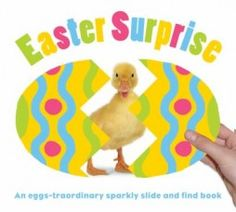 Order the book: Easter Surprise [Board Book] in bulk, at wholesale prices. ISBN by Priddy, Roger Hoppy Easter, Easter Eggs, Easter Books, Baby Deer, Used Books, Easter Baskets, Dinosaur Stuffed Animal, Cute Animals, This Or That Questions