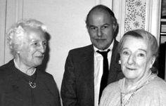 Mme. de Salzmann, Michel de Salzmann, & Jessmin Howarth