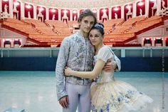 Natalia Osipova and Sergei Polunin, the Nutcracker...Novosibirsk...31/12/15