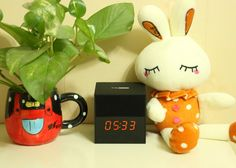 New HD WiFi clock Spy Camera
