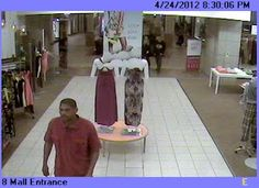 Thief who helped take $7,000 + in jewelry. Do you know him?