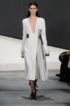 A look from the Proenza Schouler fall 2015 collection. Photo: Imaxtree