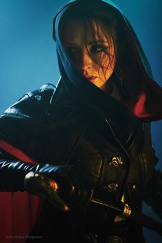 Evie Frye – Assassin's Creed: Syndicate.