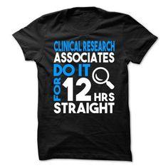 Clinical Research Associate T Shirts, Hoodies Sweatshirts. Check price ==► http://store.customtshirts.xyz/go.php?u=https://www.sunfrog.com/No-Category/Clinical-Research-Associate-67901255-Guys.html?41382