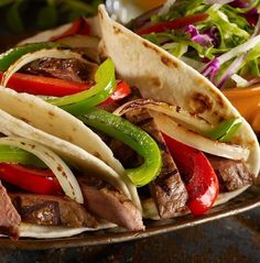 Recipe For Steak Fajitas - Cinco De Mayo!!