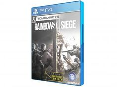 Tom Clancy´s Rainbow Six: Siege Signature Edition - para PS4 - Ubisoft
