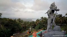 Biggest Hanuman Statue in Kerala