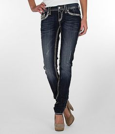 Rock Revival Kai Skinny Stretch Jean