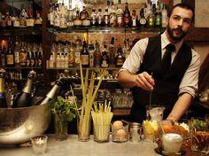 Experimental Cocktail Club