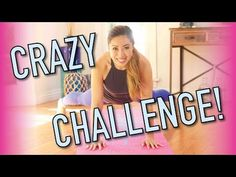 I dare you to try the Up Down Plank Jack Challenge! - YouTube