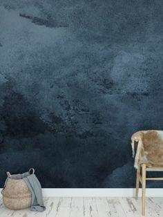 Wallpaper Wall, Wallpaper Panels, Dark Wallpaper, Grey Wallpaper Accent Wall, Mountain Wallpaper, Black And Grey Wallpaper, Large Wall Murals, Removable Wall Murals, Smooth Walls