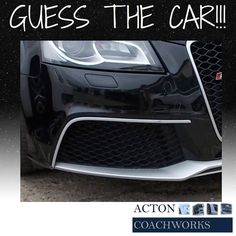 >>> CAR EXPERTS <<< Can you guess what car this is?????? Put your answers in the comments below..............