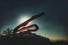 """Escultura de Tomie Othake no Emissário Submarino em Santos/SP  #santos #escultura #tomieothake #cidade #arte #urbano #arquitetura #praia #sculpture #city #art #sunrise #shore #beach #architeture #travel #instatravel #instago #trip #instapassport #instatraveling #travelgram #travelingram #igtravel #gvilasboas #canon #canont3i #t3i #efs10_18mm"" by @gustavo.vilas.boas. #fslc #followshoutoutlikecomment #TagsForLikesFSLC #TagsForLikesApp #follow #shoutout #followme #comment #TagsForLikes #f4f…"