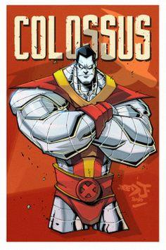Colossus - Jon Sommariva