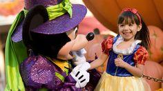 Mickey trick or treat tix