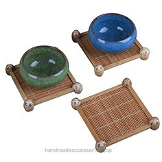 Wholesale – Bamboo Teacup Saucers Sets Square Handmade Tea Cup Mat For Kungfu Tea Set, Chinese Classic Coasters Pastoral Tea Tools Home Decoration (Style 1 : 5 pcs / set)  Check It Out Now     $14.99    Material : Natural Bamboo.   Name : Eco-Friendly Bamboo Teacup Saucers Sets.   Craft : Handmade, dermabrasion polishe ..  http://www.handmadeaccessories.top/2017/03/20/wholesale-bamboo-teacup-saucers-sets-square-handmade-tea-cup-mat-for-kungfu-tea-set-chinese-classic-coasters-pas..