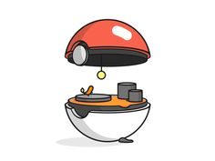 bio pokemon pokeballs quillo creative crosby 05