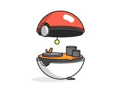 bio pokemon pokeballs quillo creative crosby 05