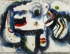 Composition (1967) - Ahmed Cherkaoui