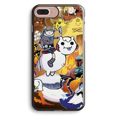 Star Wars and Adventure Time Mashup Apple iPhone 7 Plus Case Cover ISVF431
