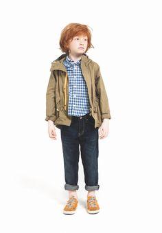 Kids fashion - Bellerose - Spring Summer 2015 Collection