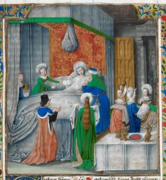 Was being a medieval queen was hazardous to your health? Given the push for queens to have many babies, did most medieval queens die in childbirth? To find out, I put 139 years of late medieval and Tudor English queens -- from 1400-1503 – in a table to compare their causes of death.  Depending o