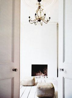 my scandinavian home: The pretty London home of Parma Lilic owner