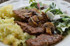 Wołowina duszona w naszym wytrawnym cydrze, delikatne i rozpływające się w ustach  mięso... idealne na uroczysty obiad.