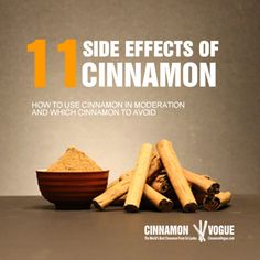 Dangers of Cinnamon Capsules | Cinnamon capsules, Weight ...