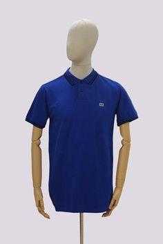 Weekend Offender Medina Polo Shirt - Indigo