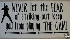 softball forever<3