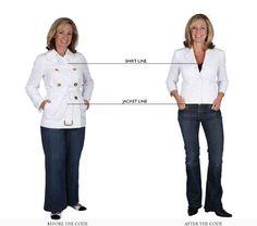 Como parecer mais jovem, alta e magra? Aposte nas proporções corretas para seu biotipo.