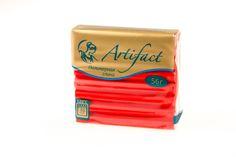 Запекаемая полимерная глина ARTIFACT. Большая линейка цветов www.lelekahobby.ru/catalog/8655/ #лелека #своимируками #лепка
