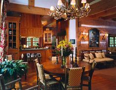 24 Best Timberlake Images Log Home Living Timber Frame