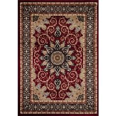 Shop for Persian Rugs Oriental Traditional Muilti Colored Area Rug (9' x 12'6) and more for everyday discount prices at Overstock.com - Your Online Home Decor Store!